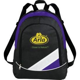 Thunderbolt Backpack for Marketing