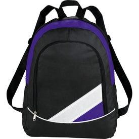 Branded Thunderbolt Backpack