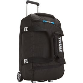 Personalized Thule Crossover 56L Rolling Duffel