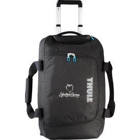 Printed Thule Crossover 56L Rolling Duffel