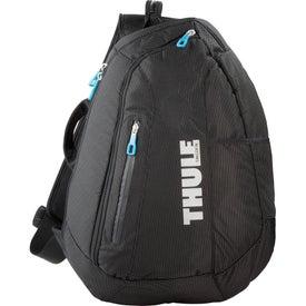 "Custom Thule Crossover Sling 13"" Compu-Backpack"