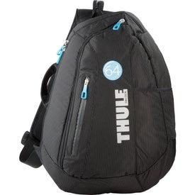 "Branded Thule Crossover Sling 13"" Compu-Backpack"