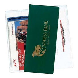 "Ticket Policy Wallet (10.125"" x 4.625"")"