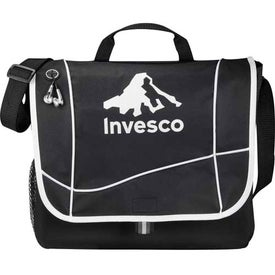 Tilt Messenger Bag for Your Company