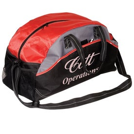 Titleholder Gym/Duffel Bag with Your Logo