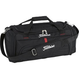 Titleist Custom Travel Gear Duffel Bag for Marketing