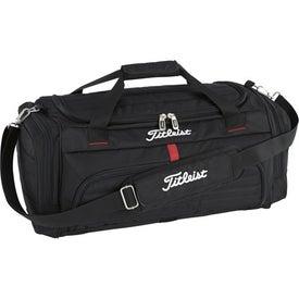 Titleist Custom Travel Gear Duffel Bag for Marketing