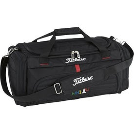 Company Titleist Custom Travel Gear Duffel Bag
