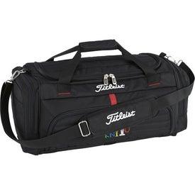 Company Titleist Custom Travel Gear Duffel Bag