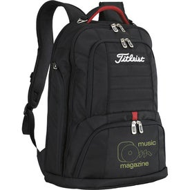 Titleist Custom Travel Gear Backpack Imprinted with Your Logo