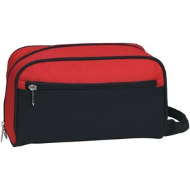 Logo Toiletry Bag