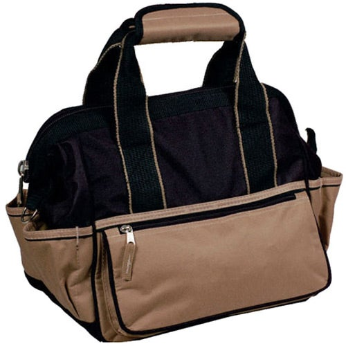 Padded Tool Bag with Zipper Closure