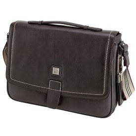 Torino Soft Lichee Leather Briefcase