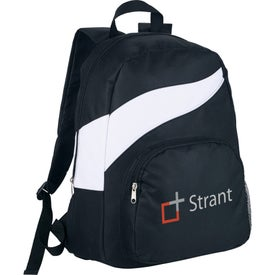 Tornado Backpack Printed with Your Logo