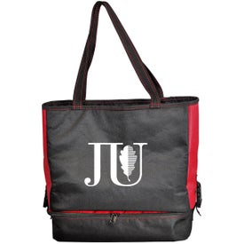Tote and Lunch Bag Combo for Advertising