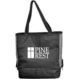 Customized Tote and Lunch Bag Combo