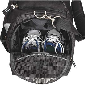Tour of Duty Duffel Giveaways