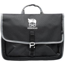 Tours Laptop Messenger Bag