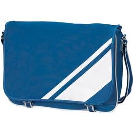 Custom Track Messenger Bag