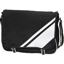Track Messenger Bag for Advertising