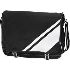 Track Messenger Bag for Advertising