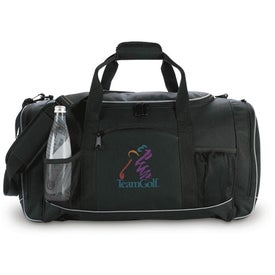 Printed Trainer Duffel