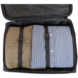 Monogrammed Transit Wheeled Upright Carry-On Bag