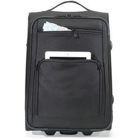 Promotional Transit Wheeled Upright Carry-On Bag