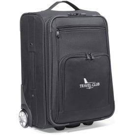 Transit Wheeled Upright Carry-On Bag with Your Slogan