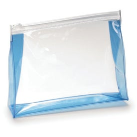 Transparent Toiletry Bag for Your Organization