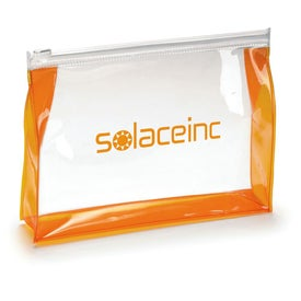 Transparent Toiletry Bag for Promotion