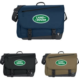 "Tranzip 15"" Computer Messenger Bag"