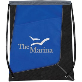 Promotional Trapezoid Cinchpack