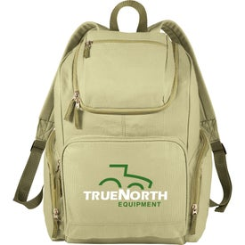 Trash Talking Recycled Backpack for Promotion