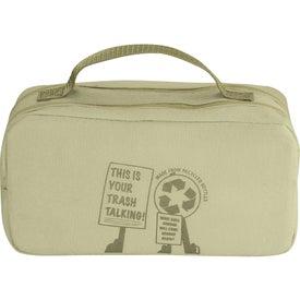 Customized Trash Talking Recycled Utility Bag
