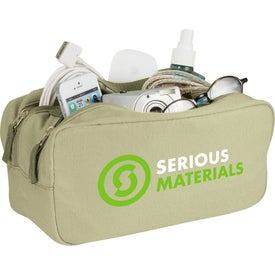 Personalized Trash Talking Recycled Utility Bag