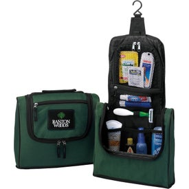 Travel Mate Toiletry Kit with Your Slogan
