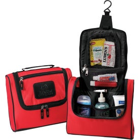Travel Mate Toiletry Kit Branded with Your Logo