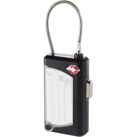 Company Travel Sentry Luggage Tag and Lock