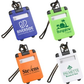 Travel Tote Luggage Tag