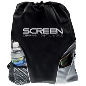 Traveler Back Pack with Your Logo