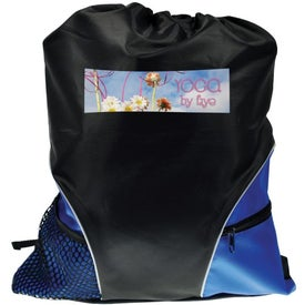 Traveler Back Pack with Your Slogan