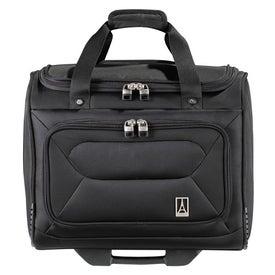 "Branded TravelPro MaxLite 15"" Wheeled Compu Case"