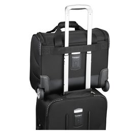 "Logo TravelPro MaxLite 15"" Wheeled Compu Case"