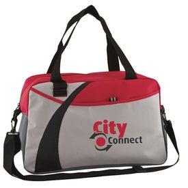 Personalized Trek Duffle Bag