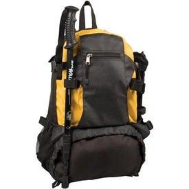 Promotional Trekking Backpack Set