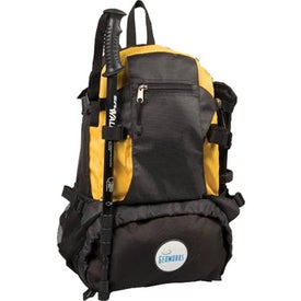 Trekking Backpack Set Branded with Your Logo