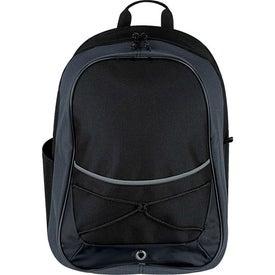 Branded Tri Tone Sport Backpack
