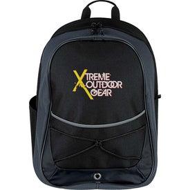 Custom Tri Tone Sport Backpack