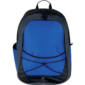 Tri Tone Sport Backpack Branded with Your Logo